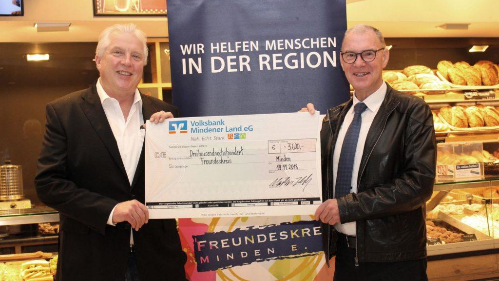 Bäckerei Bertermann Minden · Heimat. Herz. Backen · Gemeinsam gutes tun