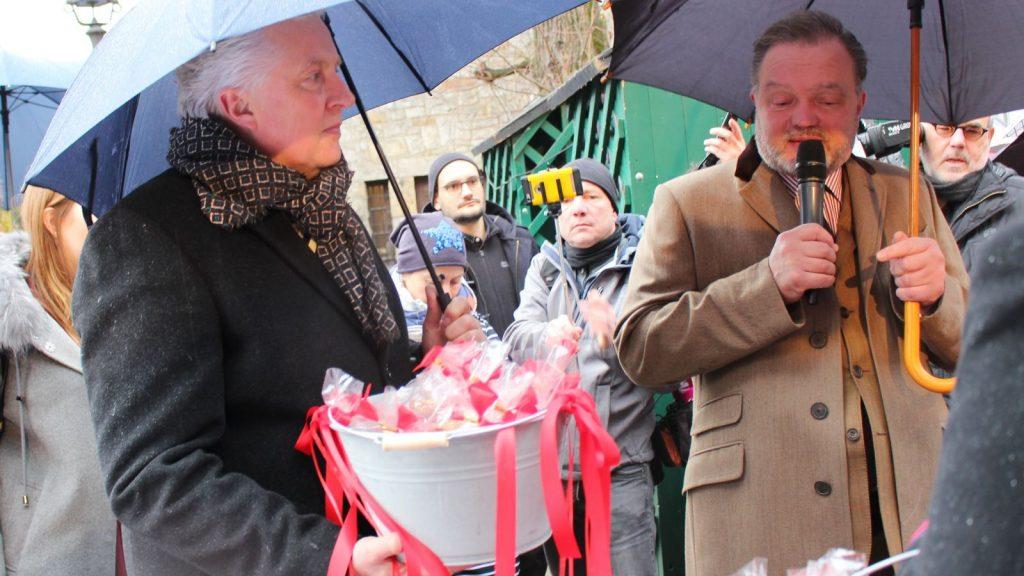 Bäckerei Bertermann Minden · Heimat. Herz. Backen · Gemeinsam Gutes tun – Weihnachtszauber Charity