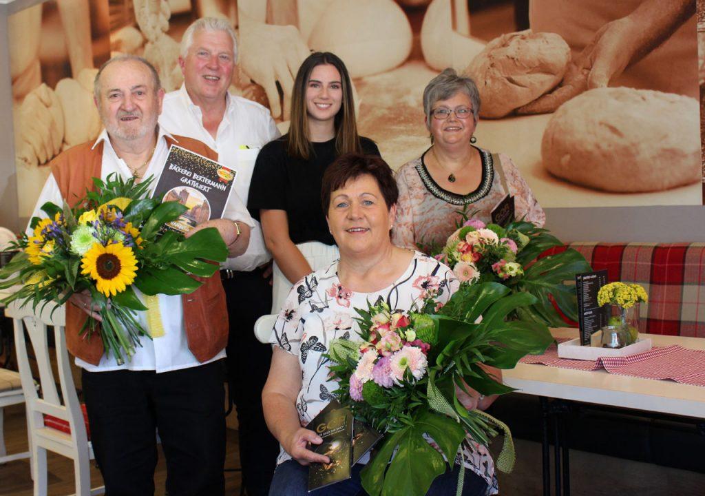 Bäckerei Bertermann Minden · Heimat. Herz. Backen · Die glücklichen Gewinner
