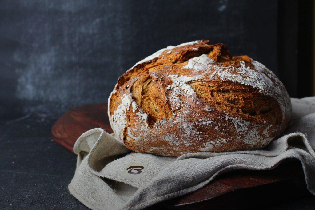 Bäckerei Bertermann Minden · Heimat. Herz. Backen · Knuspriges Bauernbrot