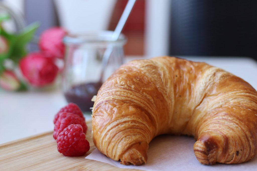 Bäckerei Bertermann Minden · Heimat. Herz. Backen · Croissants