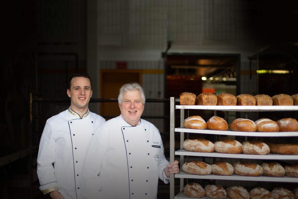 Bäckerei Bertermann Minden · Heimat. Herz. Backen · Über uns