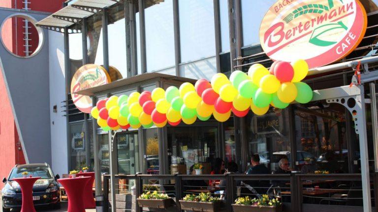 Bäckerei Bertermann Minden · Heimat. Herz. Backen · Fulminanter Start zum 125. Geburtstag