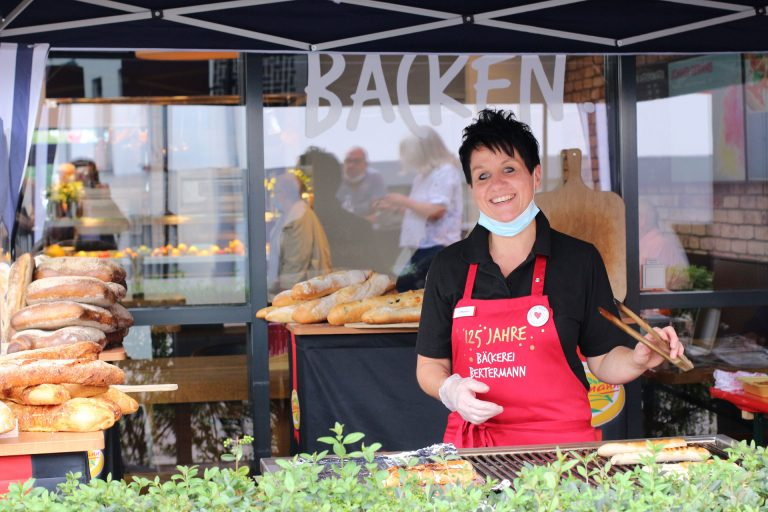 Bäckerei Bertermann Minden · Heimat. Herz. Backen · Eröffnung Ringstraße Minden