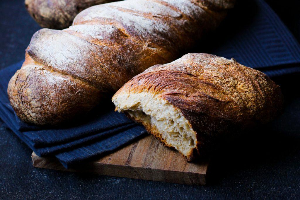 Bäckerei Bertermann Minden · Heimat. Herz. Backen · Baguette