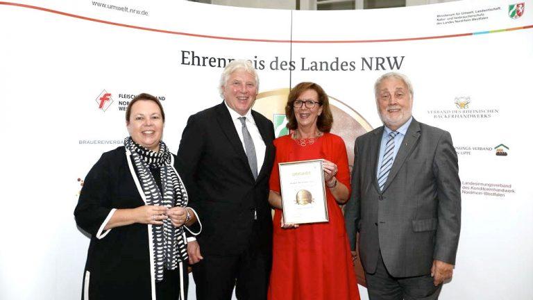 Bäckerei Bertermann Minden · Heimat. Herz. Backen · Landesehrenpreis NRW 2018