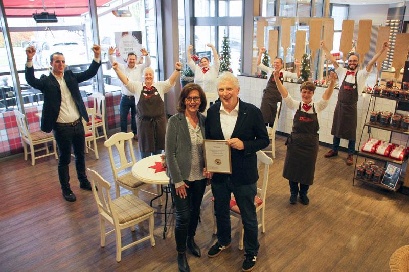 Bäckerei Bertermann Minden · Heimat. Herz. Backen · Ehrenpreis NRW 2020