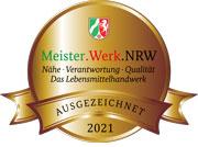 Bäckerei Bertermann Minden · Heimat. Herz. Backen · Logo Meisterwerk 2021